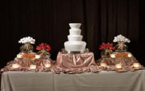 Chocolate Fountains Weddings Wedding Receptions
