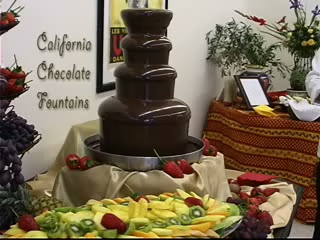 California Chocolate Fountain Rentals