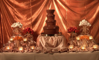 California Chocolate Fountains and Chocolate Fountain Rentals