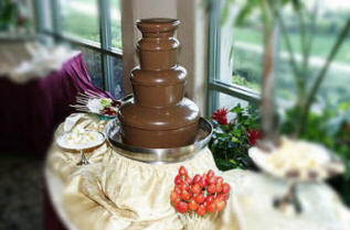 Chocolate Fondue Fountains